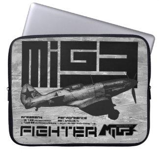 MiG-3 Laptop Sleeves