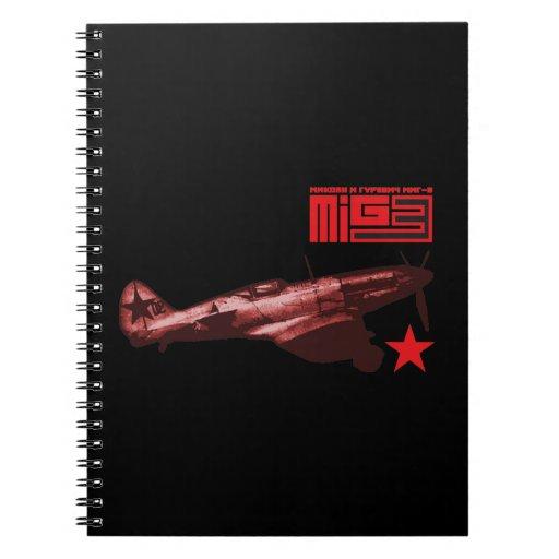 MiG-3 Note Book