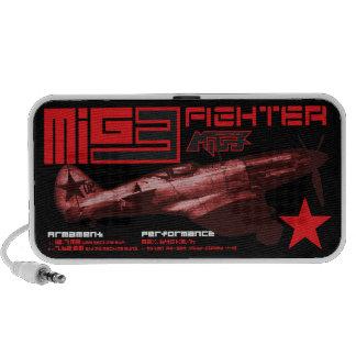 MiG-3 iPhone Speaker