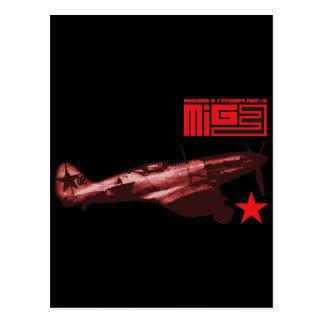 MiG-3 Postal