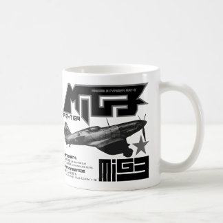 MiG-3 Taza De Café