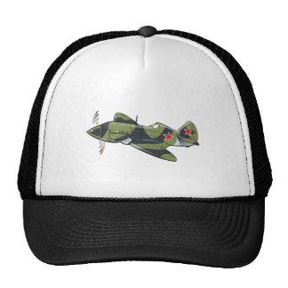mig-3 trucker hats