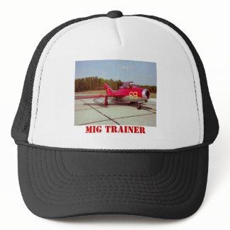 Mig Trainer Hat hat
