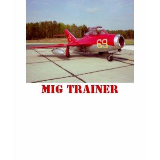 MiG Trainer Kid's T-shirt shirt