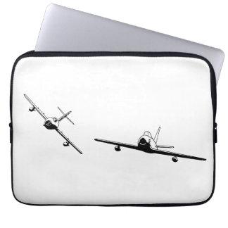 MiG vs. Sabre Laptop Sleeve