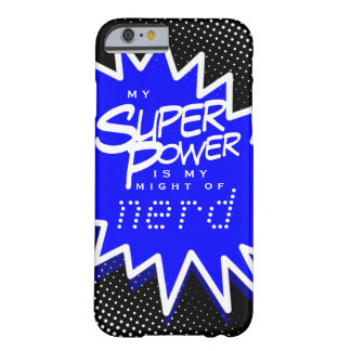 Might of nerd! barely there iPhone 6 case