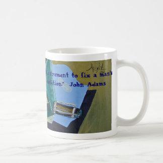 Mightier Than The Sword Coffee Mug