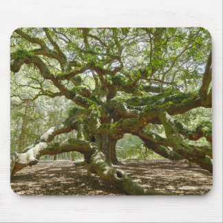 Mighty Angel Oak Mouse Pad