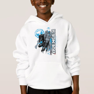 Mighty Avenger Character Graphic Hoodie