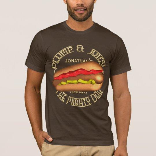 Mighty Dog Hotdog T-Shirt