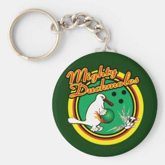 Mighty Duckmoles - KeyChain