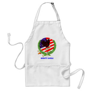 MIGHTY EAGLE, MIGHTY EAGLE ADULT APRON