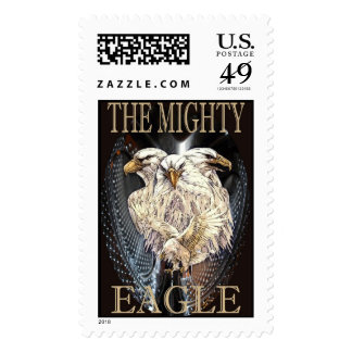 Mighty Eagle Stamp