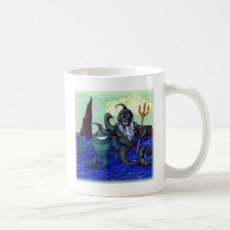Mighty Fish Coffee Mug