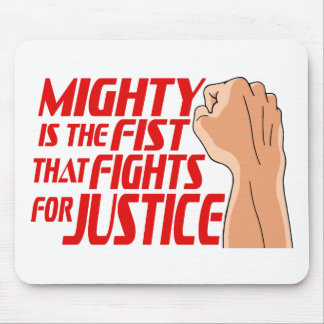 Mighty Fist Mouse Pad