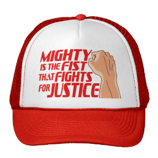 Mighty Fist Trucker Hat