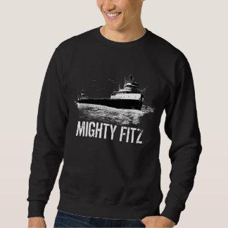 """""""MIGHTY FITZ"""" ~ Edmund Fitzgerald Sweatshirt"""