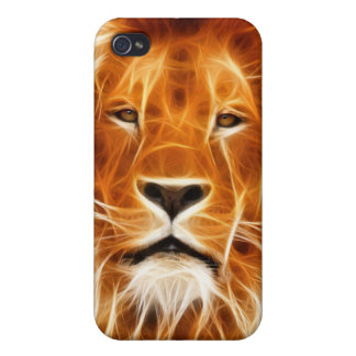 Mighty Lion Case For iPhone 4