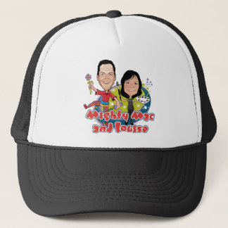 Mighty Mac and Louise Trucker Hat
