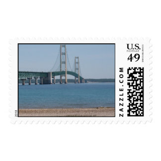 Mighty Mac Postage Stamp