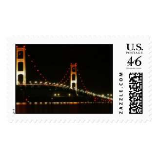 Mighty Mac Postage Stamps