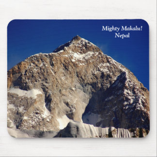 Mighty Makalu Mouse Pad