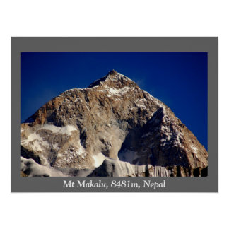 Mighty Makalu Poster