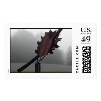 Mighty Maple Postage Stamp