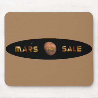 Mighty Martian Mousepad