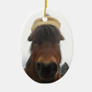 Mighty Mini Ornament