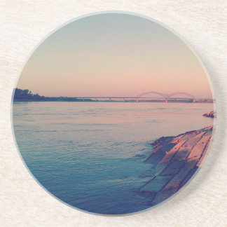 Mighty Mississippi Drink Coaster