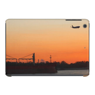 Mighty Mississippi River at Sunset iPad Mini Case