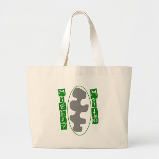 mighty mito tote bags