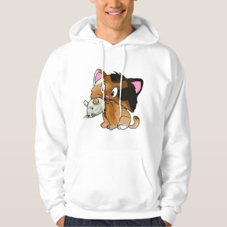 Mighty Mouse Catcher Hoodie