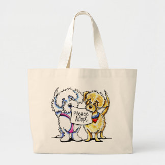 Mighty Mutts Please Adopt Bags
