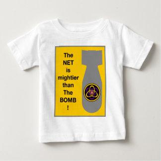Mighty Net 1 Baby T-Shirt