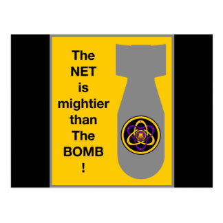 Mighty Net 1 Postcard