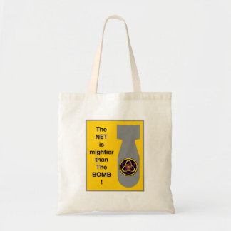 Mighty Net 1 Tote Bag