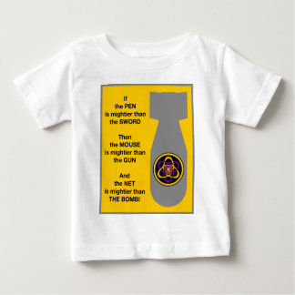 Mighty Net 2 Baby T-Shirt