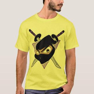 Mighty Ninja Yellow T-Shirt