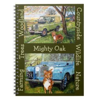 Mighty Oak Notebook