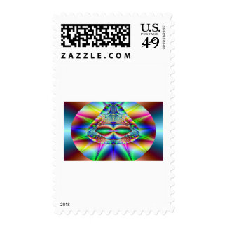 Mighty Pearl Postage Stamps