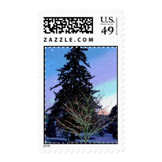 Mighty pine Postage Stamps