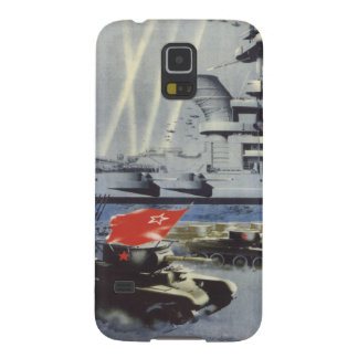 Mighty Red Army Galaxy S5 Cover