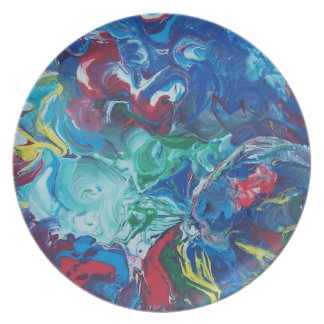 mighty rushing wind plate
