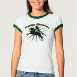 MIGHTY SPARTANS RINGER T-SHIRT