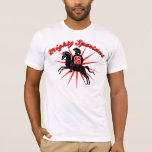 MIGHTY SPARTANS T-SHIRT