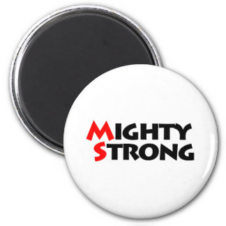 Mighty Strong 2 Inch Round Magnet