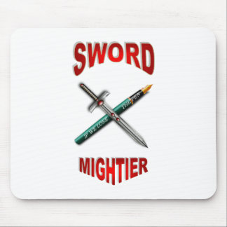 MIGHTY SWORD MOUSEPAD