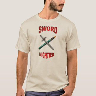 MIGHTY SWORD T-Shirt
